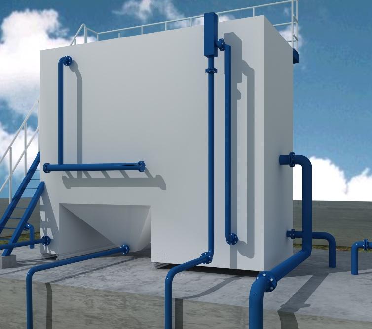 Modul xử lý nước